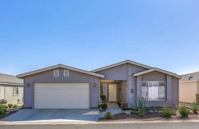 15300 Palm Drive #79, Desert Hot Springs, CA 92240 (MLS #219031950) :: Hacienda Agency Inc