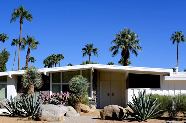 964 W Ceres Road, Palm Springs, CA 92262 (MLS #219031977) :: The Sandi Phillips Team