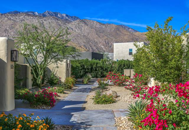 454 N Greenhouse Way, Palm Springs, CA 92262 (MLS #219032010) :: The Jelmberg Team