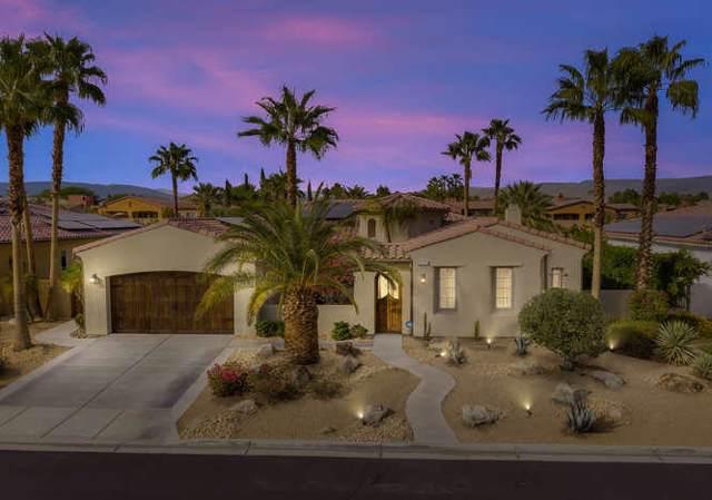 69755 Camino Pacifico, Rancho Mirage, CA 92270 (MLS #219032024) :: Brad Schmett Real Estate Group