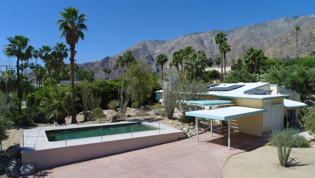 623 W Chino Canyon Road, Palm Springs, CA 92262 (MLS #219032033) :: Hacienda Agency Inc