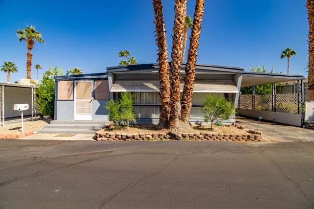117 Pali Drive, Palm Springs, CA 92264 (MLS #219032044) :: Hacienda Agency Inc