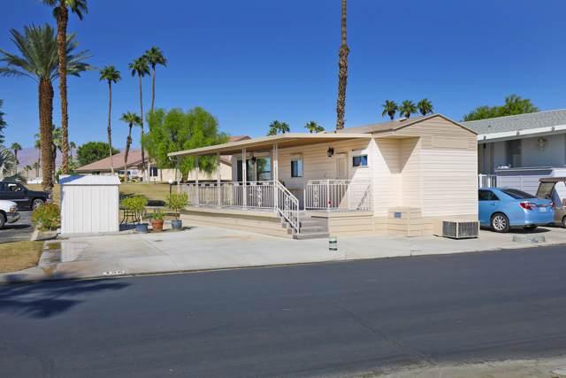 84250 Indio Springs Drive #156, Indio, CA 92203 (MLS #219032057) :: The Sandi Phillips Team