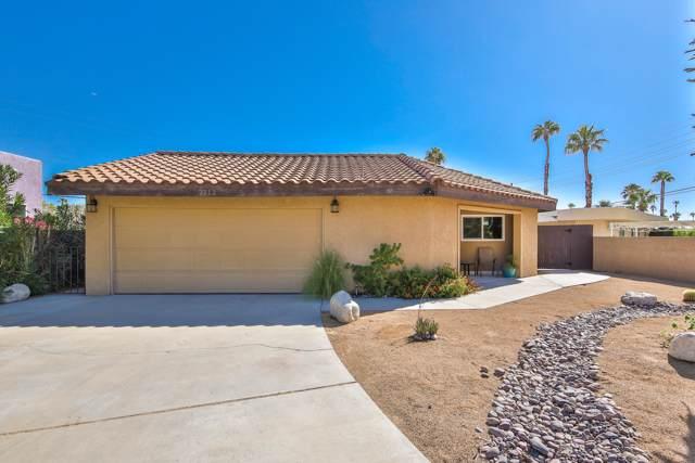 2112 N Cardillo Avenue, Palm Springs, CA 92262 (MLS #219032063) :: The Jelmberg Team