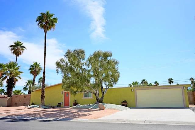 715 E Spencer Drive, Palm Springs, CA 92262 (MLS #219032067) :: The Sandi Phillips Team