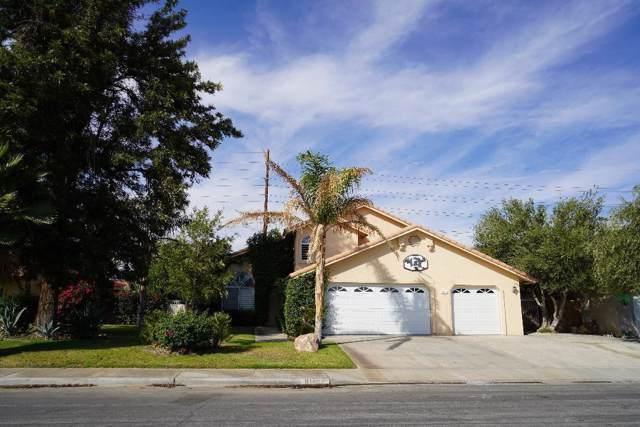 81402 Avenida Gaviota, Indio, CA 92201 (MLS #219032072) :: The Sandi Phillips Team