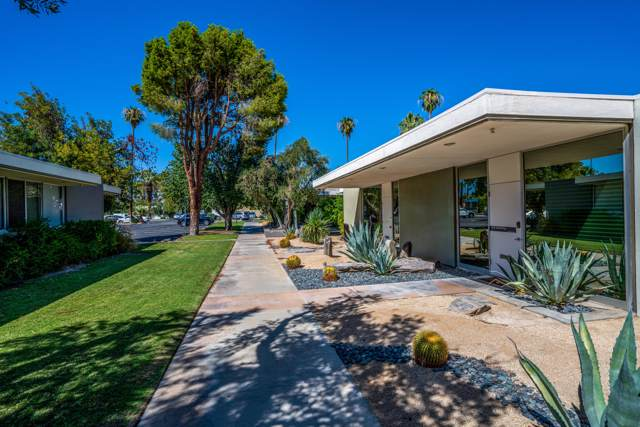 193 S Civic Drive, Palm Springs, CA 92262 (MLS #219032128) :: Brad Schmett Real Estate Group