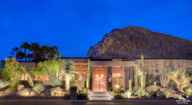 35 Evening Star Drive, Rancho Mirage, CA 92270 (MLS #219032215) :: Mark Wise | Bennion Deville Homes