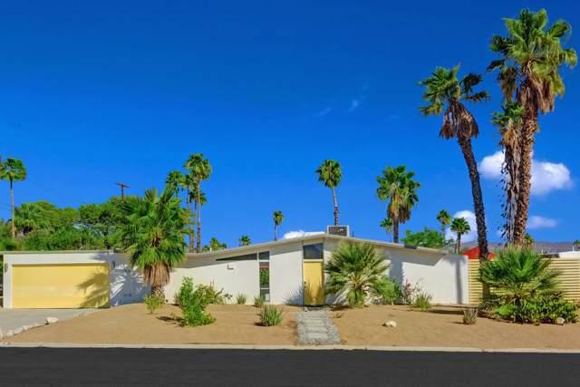374 E Lindsey Drive, Palm Springs, CA 92262 (MLS #219032216) :: The Jelmberg Team