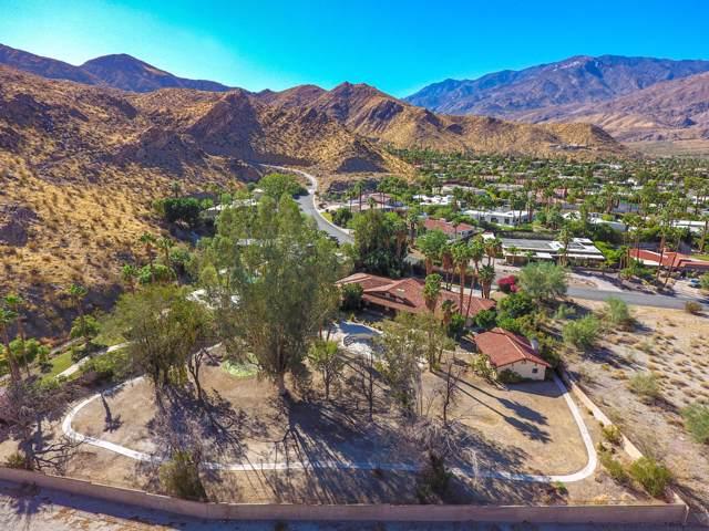 1680 Ridgemore Drive, Palm Springs, CA 92264 (MLS #219032221) :: The John Jay Group - Bennion Deville Homes