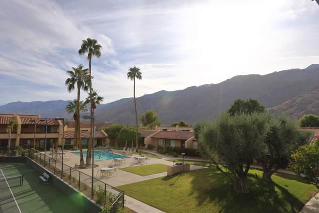 355 N Avenida Caballeros, Palm Springs, CA 92262 (MLS #219032225) :: The Jelmberg Team