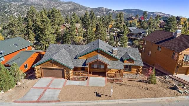 42372 Eagle Ridge Drive, Big Bear Lake, CA 92315 (MLS #219032238) :: Hacienda Agency Inc