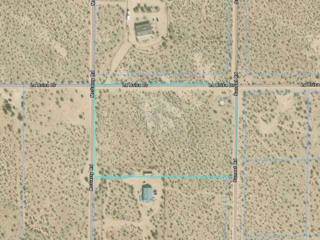 0 Sunset Rd Road, Joshua Tree, CA 92252 (MLS #219032239) :: Hacienda Agency Inc