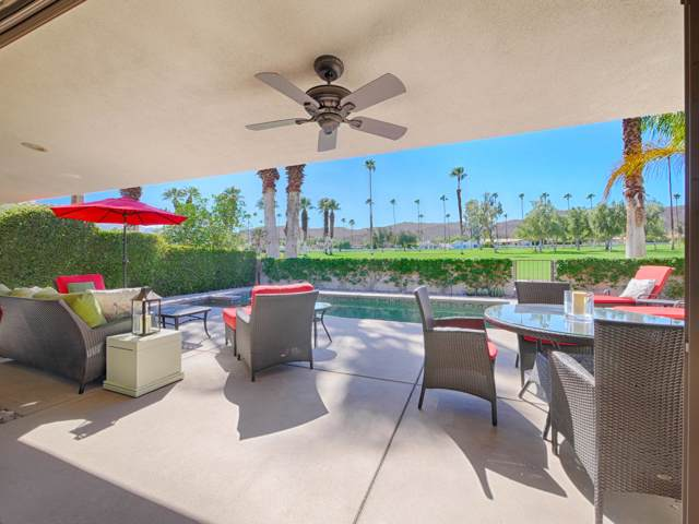 73621 Golf Course Lane, Palm Desert, CA 92260 (MLS #219032250) :: The Jelmberg Team