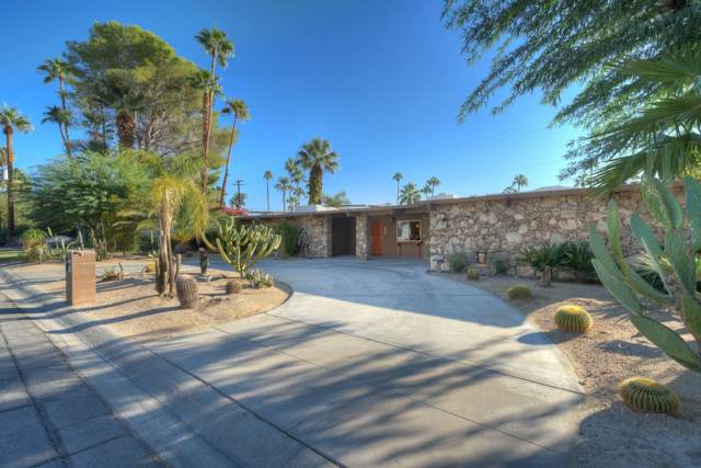 632 S Beverly Drive, Palm Springs, CA 92264 (MLS #219032254) :: The Jelmberg Team