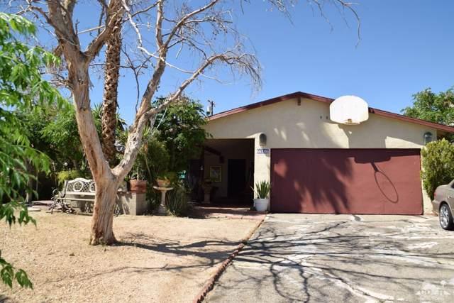 66146 Santa Rosa Road, Desert Hot Springs, CA 92240 (MLS #219032256) :: Hacienda Agency Inc