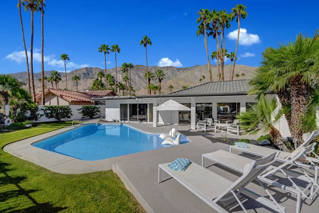 2584 S Camino Real, Palm Springs, CA 92264 (MLS #219032273) :: Mark Wise | Bennion Deville Homes