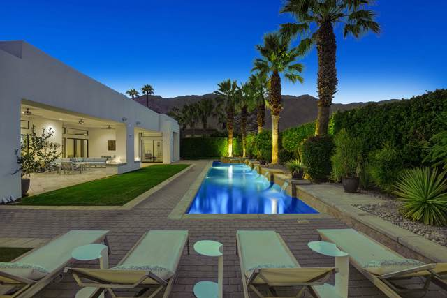1042 Andreas Palms Drive, Palm Springs, CA 92264 (MLS #219032275) :: Hacienda Agency Inc