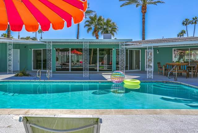 873 N Sunrise Way, Palm Springs, CA 92262 (MLS #219032280) :: Hacienda Agency Inc