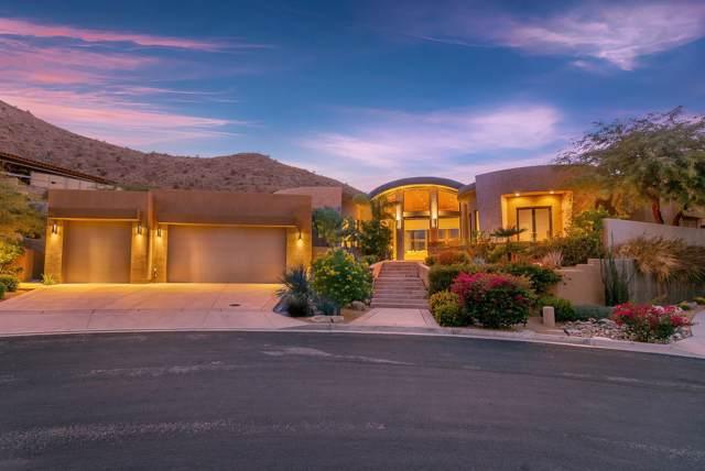 20 Rockcrest, Rancho Mirage, CA 92270 (MLS #219032314) :: The John Jay Group - Bennion Deville Homes