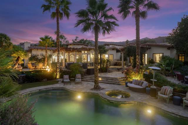 71740 Jaguar Way, Palm Desert, CA 92260 (MLS #219032317) :: Hacienda Agency Inc