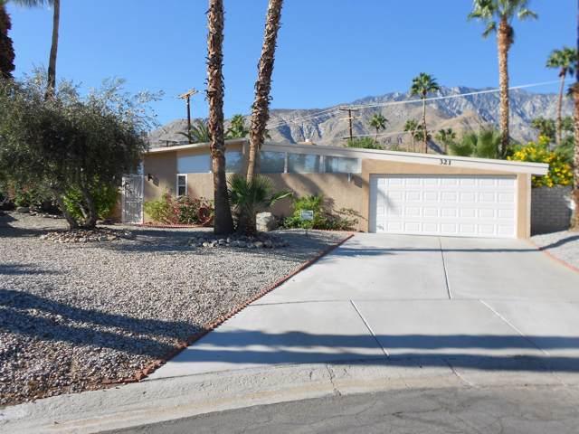 321 E Desert Willow Circle, Palm Springs, CA 92262 (MLS #219032318) :: Hacienda Agency Inc