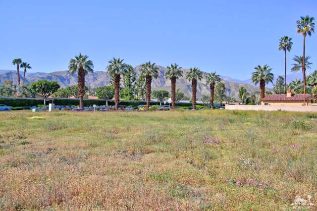 0 Thompson Road, Rancho Mirage, CA 92270 (MLS #219032364) :: Desert Area Homes For Sale