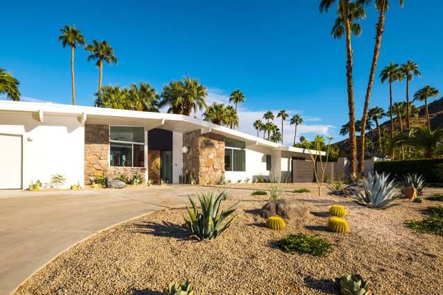 810 N Rose Avenue, Palm Springs, CA 92262 (MLS #219032378) :: Brad Schmett Real Estate Group
