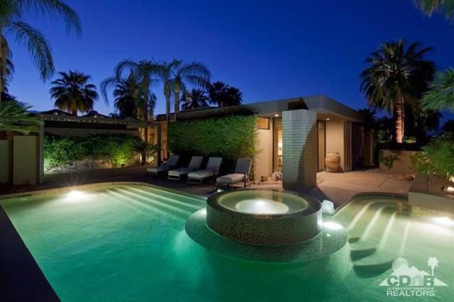 74420 Palo Verde Drive, Indian Wells, CA 92210 (MLS #219032407) :: The John Jay Group - Bennion Deville Homes