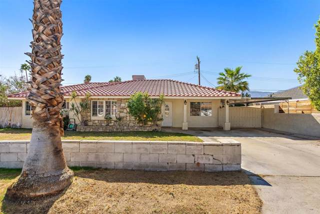 3983 Calle San Antonio, Palm Springs, CA 92264 (MLS #219032613) :: The Sandi Phillips Team