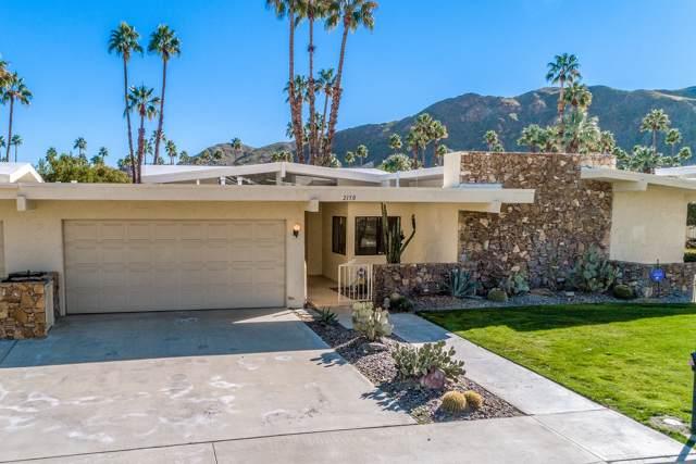2150 S Madrona, Palm Springs, CA 92264 (MLS #219032733) :: The Sandi Phillips Team
