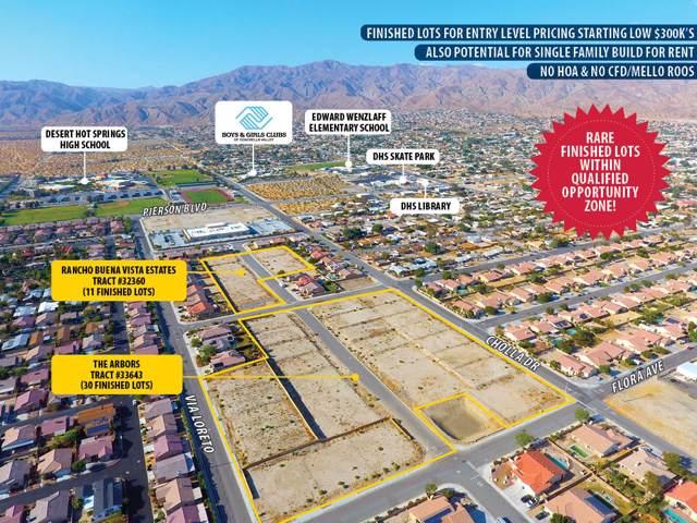 0 0, Desert Hot Springs, CA 92240 (MLS #219032757) :: Brad Schmett Real Estate Group