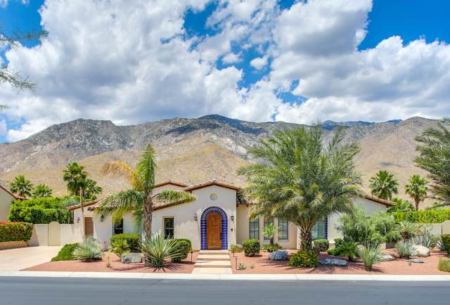 3189 Las Brisas, Palm Springs, CA 92264 (MLS #219032812) :: The Sandi Phillips Team