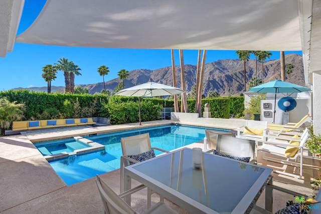 338 W Vereda Norte, Palm Springs, CA 92262 (MLS #219032817) :: The Sandi Phillips Team