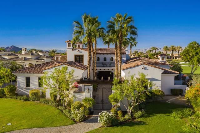 80710 Via Montecito, La Quinta, CA 92253 (MLS #219032821) :: Brad Schmett Real Estate Group