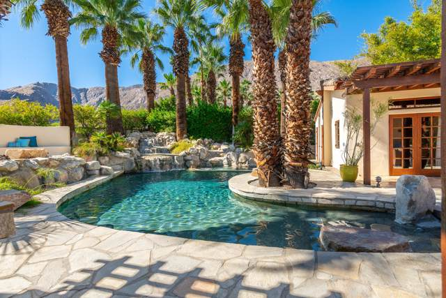 431 W Monte Vista Drive, Palm Springs, CA 92262 (MLS #219032885) :: The John Jay Group - Bennion Deville Homes