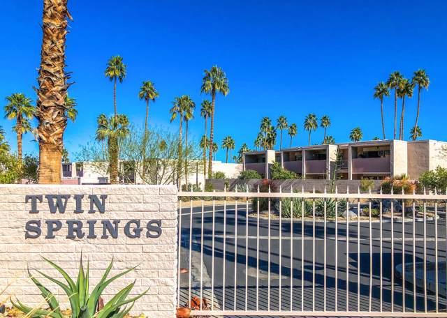 2696 S Sierra Madre, Palm Springs, CA 92264 (MLS #219032926) :: The John Jay Group - Bennion Deville Homes
