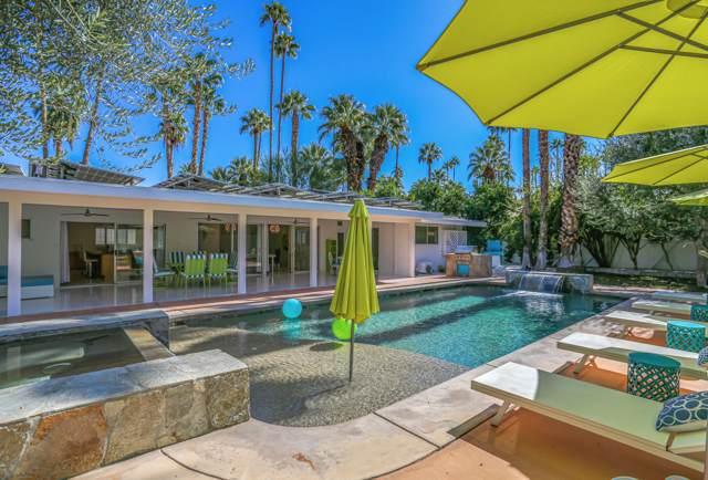 1475 S Paseo De Marcia, Palm Springs, CA 92264 (MLS #219032958) :: The Sandi Phillips Team