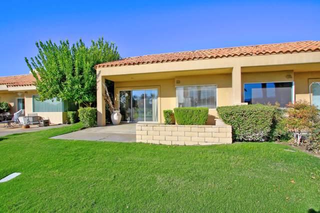 22 Oak Tree Drive, Rancho Mirage, CA 92270 (MLS #219033012) :: The John Jay Group - Bennion Deville Homes