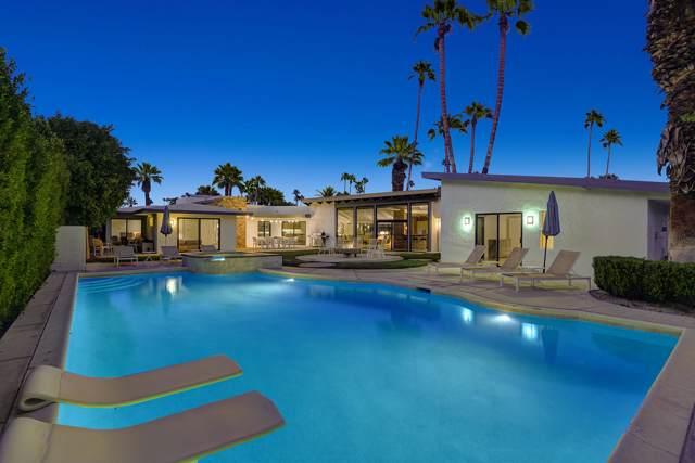 679 E Palo Verde Avenue, Palm Springs, CA 92264 (MLS #219033074) :: Brad Schmett Real Estate Group