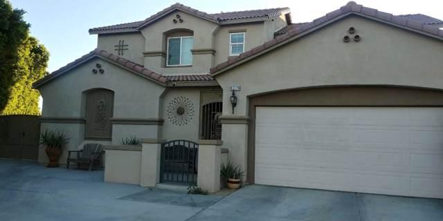 83329 Pluma Dorada, Coachella, CA 92236 (MLS #219033127) :: The Jelmberg Team