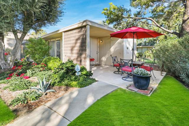 360 Cabrillo Road, Palm Springs, CA 92262 (MLS #219033191) :: The John Jay Group - Bennion Deville Homes