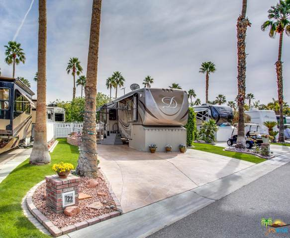 69411 Ramon Road #722, Cathedral City, CA 92234 (#219033314) :: The Pratt Group