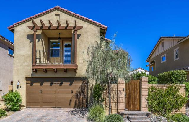 438 Wandering Way, Palm Springs, CA 92262 (MLS #219033350) :: The John Jay Group - Bennion Deville Homes