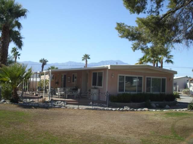 32500 Saint Andrews Drive, Thousand Palms, CA 92276 (MLS #219033352) :: The Sandi Phillips Team