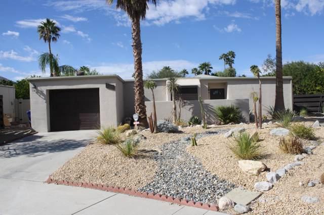 1340 E Padua Way, Palm Springs, CA 92262 (MLS #219033372) :: The John Jay Group - Bennion Deville Homes