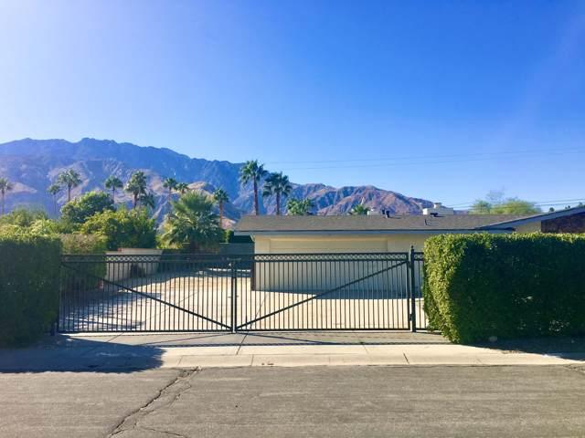 2021 N Deborah Road, Palm Springs, CA 92262 (MLS #219033397) :: The Sandi Phillips Team