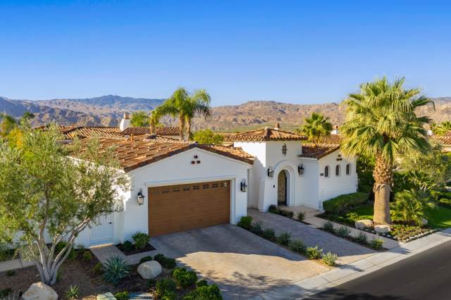 76229 Via Saturnia, Indian Wells, CA 92210 (MLS #219033422) :: The John Jay Group - Bennion Deville Homes