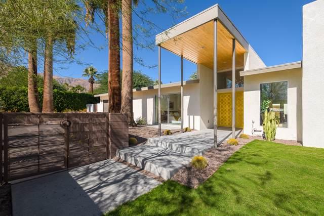 444 W Stevens Road, Palm Springs, CA 92262 (MLS #219033436) :: Brad Schmett Real Estate Group