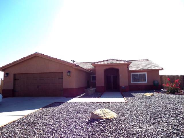 1317 Van Buren Avenue, Salton City, CA 92275 (MLS #219033453) :: The Jelmberg Team